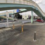 近隣に商業施設があり生活利便性良好前面道路含む現地写真
