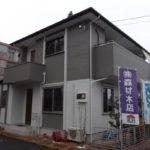 ベタ基礎で地震に強いプラン例(外観写真)
