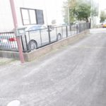 駐車スペース3~4台可能駐車場